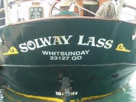 Schrift Solway Lass